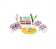ELC Rosebud Luxury Living Room, 146044