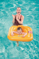 BESTWAY pripučiamas plaukimo ratas - sėdynė kūdikiui Swim Safe A 76cm, 32050 32050