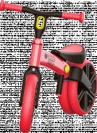 YVOLUTION balansinis dviratis YVelo Junior 2018 raudonas, 101047 101047