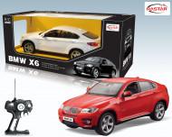 RASTAR automodelis valdomas 1:14 BMW X6, 31400 31400