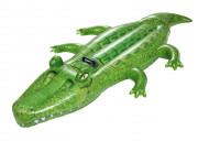 BESTWAY pripučiamas krokodilas 2.03m x 1.17m, 41011 41011
