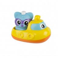 PLAYGRO vonios žaislas Rainy Raccoon's Submarine, 4087629 4087629