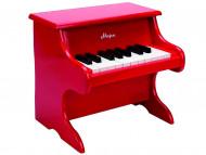 HAPE pianinas, raudonas, E0318