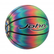 JOHN krepšinio kamuolys Rainbow, asort., 58156R 58156R