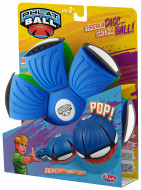 PHLAT BALL skraidantis diskas-kamuolys, asort., 31880.012 31880.012