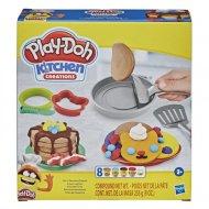 PLAY DOH rinkinys Flip and Pancakes, F12795L0 F12795L0