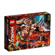 71718 LEGO® NINJAGO® Wu kovinis drakonas 71718