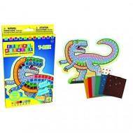 ORB FACTORY kūrybinis rinkinys Sticky Mosaics® T-Rex, ORB69926