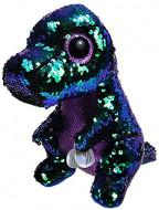 TY Beanie Boos Flippable dinozauras žalias/violetinis CRUNCH 15 cm, TY36260