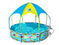 BESTWAY baseinas Splash-in-Shade 2.44m x 51cm, 56432 56432