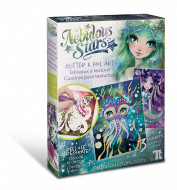 NEBULOUS STARS rinkinys Glitter & Foil Art, 11011 11011