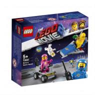 70841 LEGO® Movie 2 Beno kosminis būrys 70841