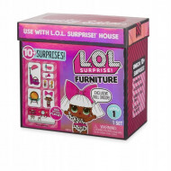 LOL Surprise rinkinys Furniture with Doll wave 1, 561736 561736xx1