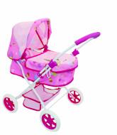 BAMBOLINA lėlės vežimėlis su vienaragio atvaizdais Amore Roma, BD1851 BD1851