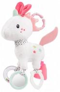 BABYFEHN Minkštas žaislas su barškučiu Unicorn, 57096 57096