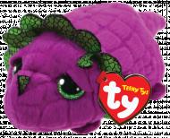 TY Teeny Tys pliušinis drakonas rožinis LANDON, TY41257