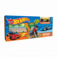 TCG žaidimo kilimėlis su mašinėle Hot Wheels Felt, 30744 30741