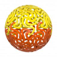 WABOBA Brain 3D dėlionė ir kamuolys viename 3 asort., W93 W93