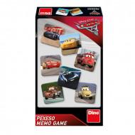 DINO kortų žaidimas Memory Cars 3, 621930 621930