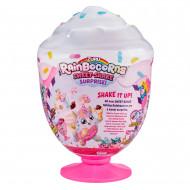 RAINBOCORNS minkštas žaislas su aksesuarais Sweet Shake Surprise, 1 serija, asort., 9212 9212