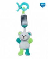 CANPOL BABIES pakabinamas žaislas Bears Grey 68/054_grey 68/054_grey