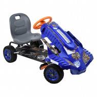 HAUCK Keturratis pedalinis mėlynas Nerf Striker Go Cart, T91910 T91910