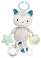 BABYFEHN Minkštas žaislas su barškučiu Cat, 57102 57102
