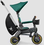 DOONA triratukas Liki Trike S5 - Racing Green SP550-99-032-015
