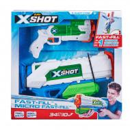 XSHOT žaislinių vandens šautuvų rinkinys Fast- Fill ir Micro Fast-Fill, 56225 56225