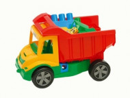 Wader sunkvežimis su kaladėlėmis 38x27x20cm, 32330 32330