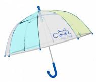 PERLETTI vaikiškas skėtis  mėlynas Cool, 15558 15558