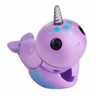 FINGERLINGS elektroninis žaislas banginis Nelly, violetinis, 3696 3696