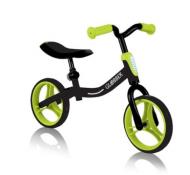 GLOBBER balansinis dviratis Go Bike juodas/žalias, 610-136 610-136
