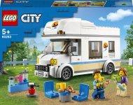 60283 LEGO® City Great Vehicles Stovyklautojų atostogų furgonas 60283