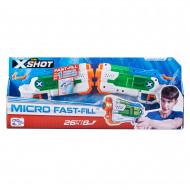 XSHOT žaislinių vandens šautuvų rinkinys Micro Fast-Fill, 56244 56244