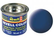Revell dažai emaliniai mėlyni matiniai 14ml 32156