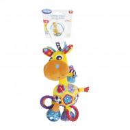 PLAYGRO pakabinamas žaislas Žirafa Jerry, 0186359 0186359