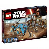 75148 LEGO® Star Wars™ Susirėmimas Jakku™ planetoje 75148