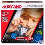 MECCANO konstruktorius Tinkerer Quick Builds, 1 rinkinys, 6047095 6047095