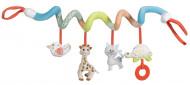 VULLI Sophie la girafe žaislas autokėdutei, vežimėliui, lovytei3m+ 230765F 230765F