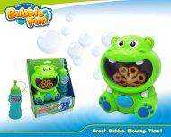 DIHUA TOYS burbulų mašina Begemotas, DHOBB10019A DHOBB10019A