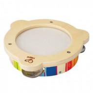 HAPE medinis tamburinas, E0607 E0607