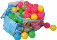 BESTWAY kamuoliukai 100vnt., 6,5 cm Splash & Play art. 52027 52027