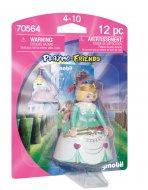 PLAYMOBIL PLAYMO-FRIENDS Stebuklingoji princesė, 70564 70564