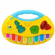 PLAYGO INFANT&TODDLER pianinas žaislinis nešiojamas 18m+, 2668 2668