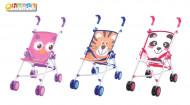 HAUCK vežimėlis lėlei Zoo, asort., D81025 D81025