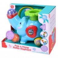 PLAYGO INFANT&TODDLER drambliukas su kamuoliukais ir žiedais, 2994/2993 2993