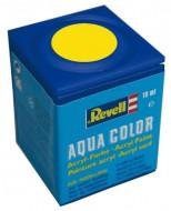 Revell dažai akriliniai aqua color geltoni blizgūs 36112