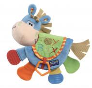 PLAYGRO knygelė-kramtukas Arkliukas Toy Box, 0101146 0101146