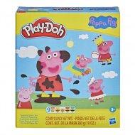 PLAY DOH rinkinys Peppa Pig, F14975L0 F14975L0